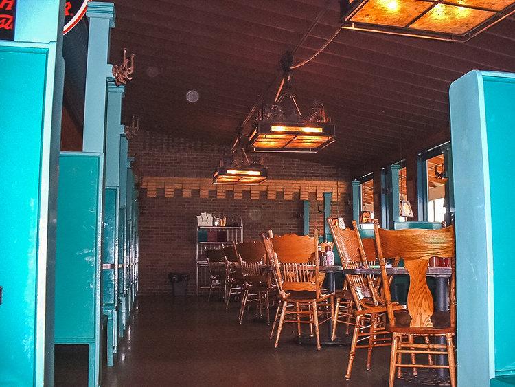 HIckory Park Dining Interior