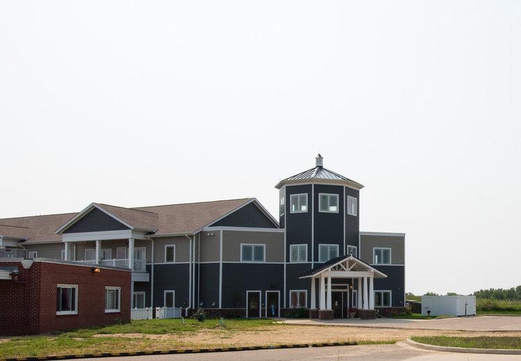 Multifamily Building Exterior