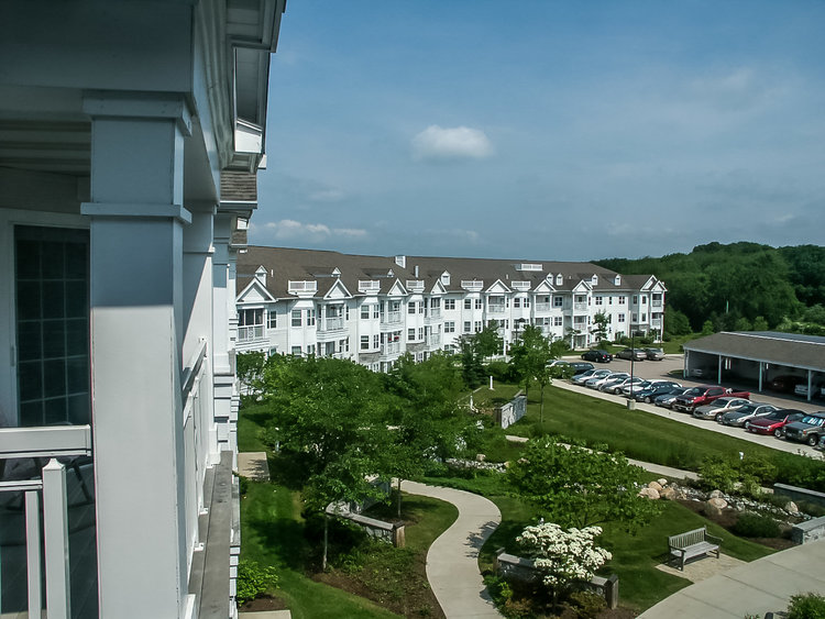 Exterior View From Balcony