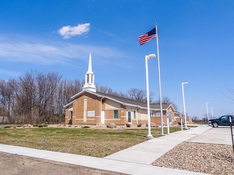 Latter-Day Saints Meeting House
