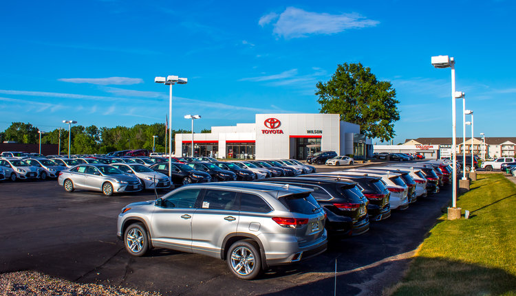 Wilson Toyota Ames, Iowa