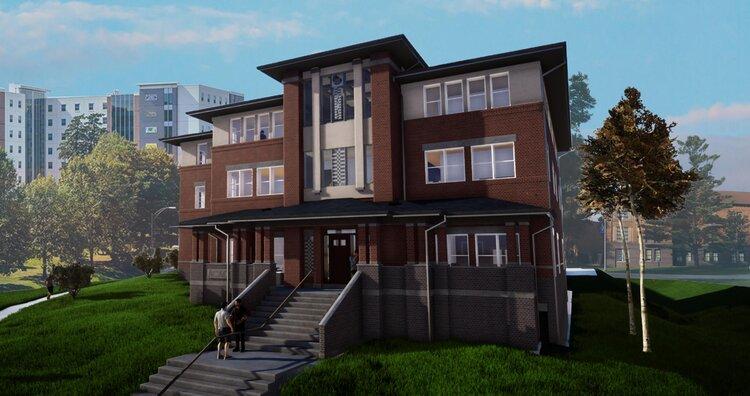 Acacia Fraternity House