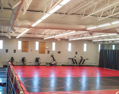 Prairie Valley Wrestling Room