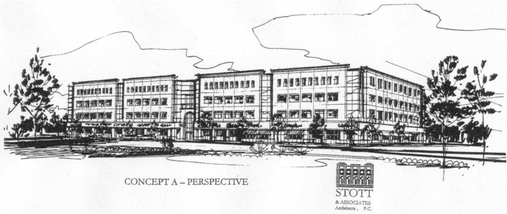 ADP Office Building Concept