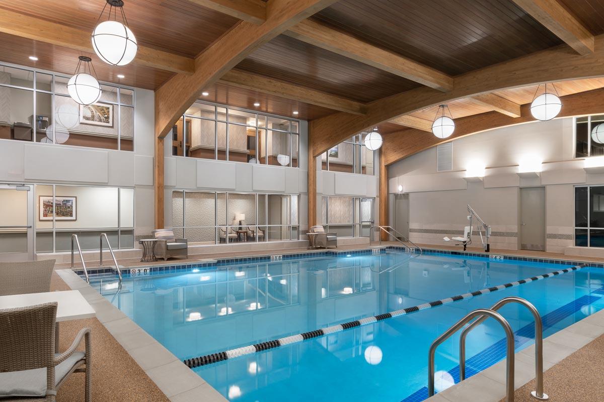 Wyndamere Senior Living Pool